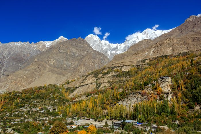 Autumn Colors of Hunza, Nagar Valley & Khunjarab